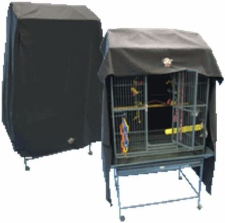 Cage Cover Model 2422PT for Play Top Cage Cozzy Covers parrot bird cages toy toys