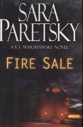 Read Online Fire Sale (V.I. Warshawski Novels) pdf