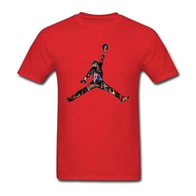 NYShirt Men's Michael Jordan Short Sleeve T-Shirt