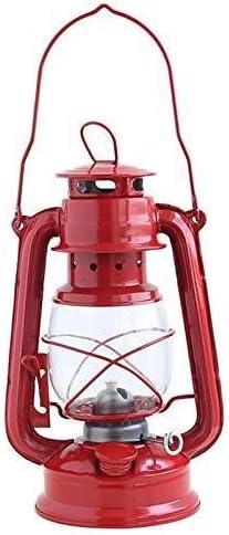 rot BANAMANA Petroleumlampe Kerosene Laternen Wick tragbare Leuchten Verzierungs