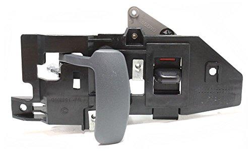 Evan-Fischer EVA18772036599 New Direct Fit Interior Door Handle for EXPRESS/SAVANA VAN 96-15 FRONT RH Inside Gray (Zinc) (=REAR RH - Side Hinged/Back Dr) Replaces Partslink# GM1353153 (Van Interior Door Handle)