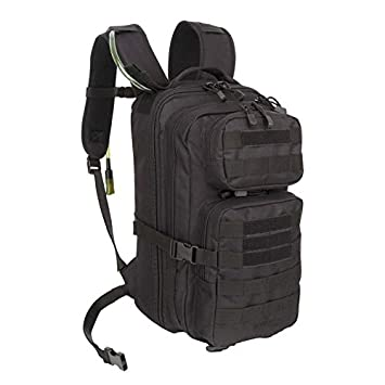 Amazon.com : Fieldline Tactical Surge Hydration Pack (Black ...