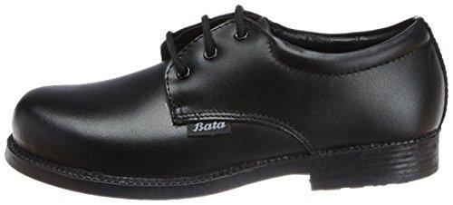 Buy BATA Boys Naughty Boy Black Leather