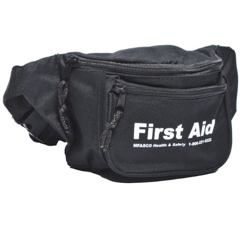 Fanny Pack First Aid Kit (First Aid Fanny Pack Pouch Empty)