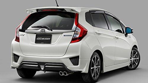 For Honda Jazz Fit GK5 14-17 Carbon Fiber MU-Style Rear Spoiler Trunk Wing Kits