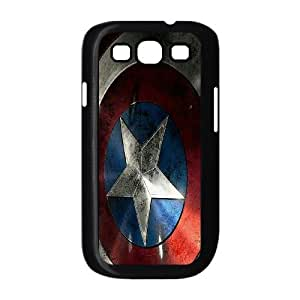 Marvel Hero Caption American series durable cases For Samsung Galaxy S3 LHSB9671704