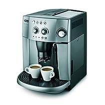 De'Longhi Magnifica ESAM4200S - Cafetera superautomática con Cappuccino System, color plata
