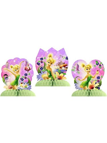 Tinkerbell Decorations (Tink Sweet Treats Centerpiece Kit)