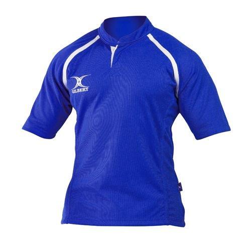 (Gilbert Xact Rugby Jersey (Royal,)