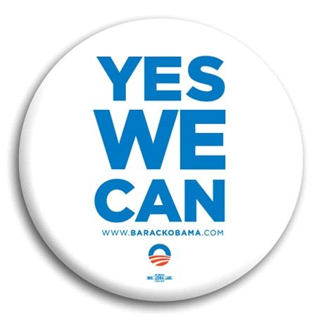 Obama Campaign Buttons - Official Obama