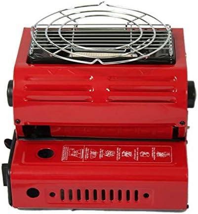 Liseng Calefactor de cocina de gas para viajes, camping ...
