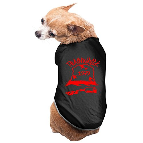 Black Death From Above 1979 Little Girl Rock Duo Pet Supplies Dog Costumes Dog Christmas Sweater (Ruess Christmas Nate)