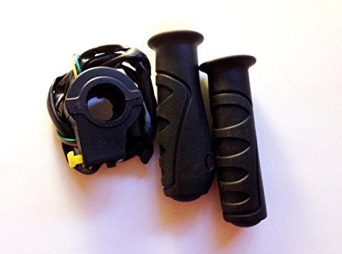 - Bicycle Motor Works C-4 - Standard Throttle Handle (Pack of 1)