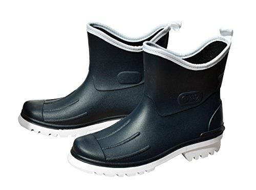 Bockstiegel Men's Rubber Boots dark blue/white MtzrVD1JP