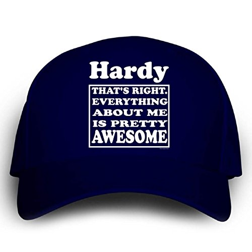 hardy-thats-right-everything-about-me-is-awesome-cap