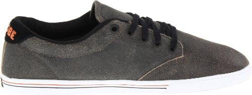 Globe Skateboard Shoes Lighthouse-Slim Charcoal/Black Size 7