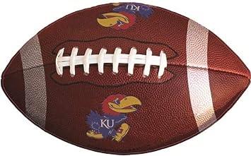 Amazon Com 9 Inch Ku Football Decal University Of Kansas Jayhawks