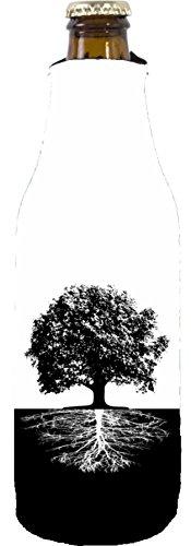 Coolie Junction Tree of Life Beer Bottle Coolie