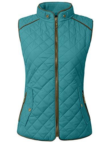 Jade Fleece Vest - 4