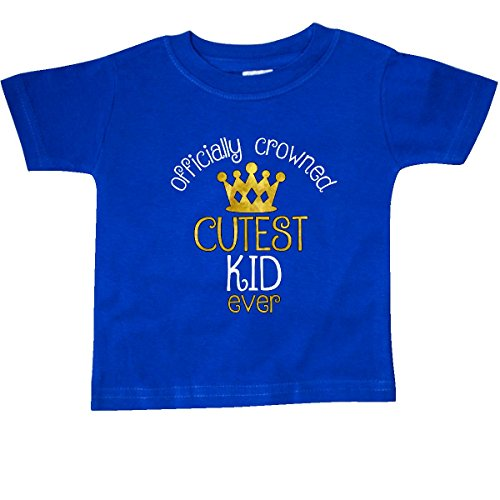 inktastic-baby-boys-officially-crowned-cutest-kid-ever-gold-crown-baby-t-shirt-18-months-royal-blue
