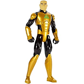 Amazon.com: DC Comics Justice League Action Steel Suit ...