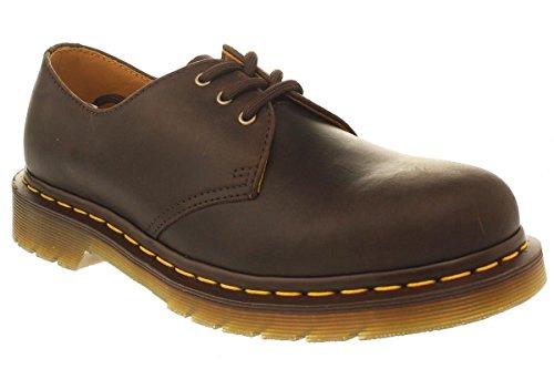 Dr. Martens - Mens 1461 3 Eye Shoe, Size: 7 D(M) US / 6 F(M) UK, Color: Gaucho