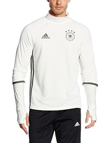 adidas Herren Trikot Uefa Euro 2016 Dfb Training, Off White, M, AI5522