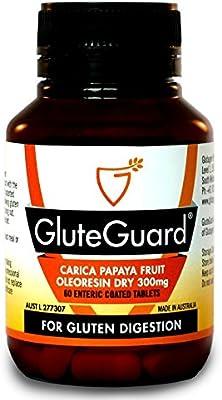 Amazon.com: gluteguard – enzima Suplemento para gluten la ...