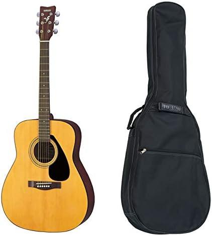 Yamaha F310 - Guitarra acústica con funda: Amazon.es: Instrumentos ...