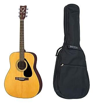 Set Yamaha F310-Guitarra acústica (Funda): Amazon.es: Instrumentos musicales