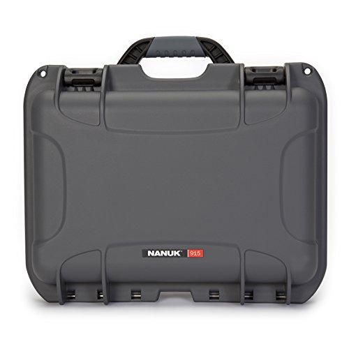 Nanuk 915-0007 915 Waterproof Hard Case, Empty, - Sunglasses In World Toughest The