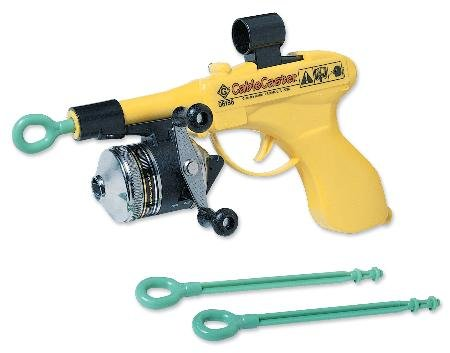 CableCaster™ Wire Pulling Tool with Three Darts