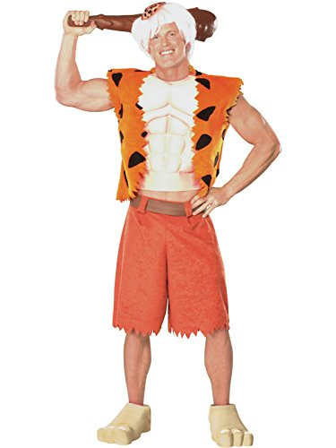 (Rubie's Men's The Flintstone's Bamm-Bamm Adult Deluxe Costume,)