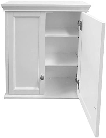 Foremost TRWW2428 Haven 24 W Wall Cabinet in White
