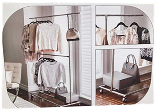 Classics Seville Stainless Steel Garment Rack ()