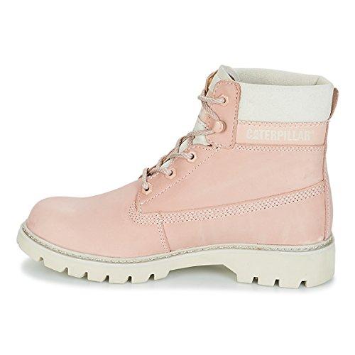 Caterpillar - Botas Mujer, Color Rosa, Talla 37 EU: Amazon.es: Zapatos y complementos