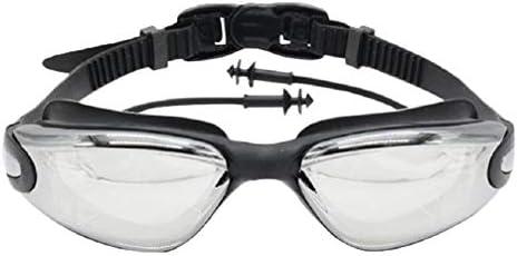 MXH-Gafas de natación Goggles Adulto siamés Silicona Cool ...