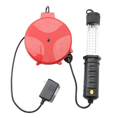 Woods 48066 Trouble Light Retractable product image