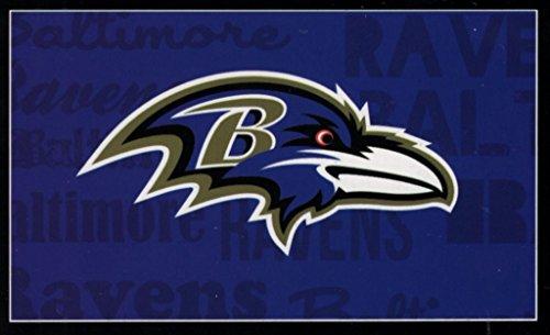 The Northwest Company Baltimore Ravens NFL 20x30 Standard Pillowcase Sham Set of 2