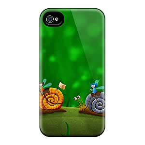 Perfect Snail Racing Cases Covers Skin For Iphone 6 Phone Cases