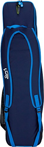 Best Soccer Buys Field Hockey Bag Luggage Xenon by Kookaburra (Navy & Cyan) by Best Soccer Buys (Image #1)