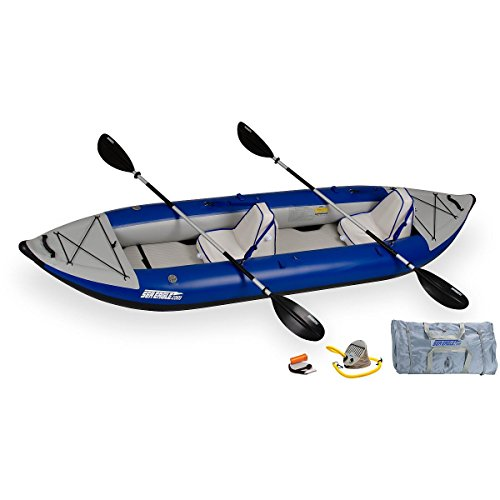Sea Eagle 380x Kayak Deluxe Package