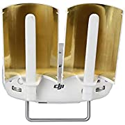 SKYREAT Copper Parabolic Antenne Reichweite Booster für DJI Phantom 4 / Phantom 4 Pro Phantom 3 Advanced/ Professional Inspire 1 Controller Transmitter Signal Extend (2 Stück)