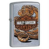 Zippo Street Chrome Lighter, HD Rattler