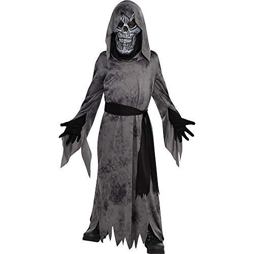 AMSCAN Ghostly Ghoul Halloween Costume for Boys, Medium, with Included Accessories]()