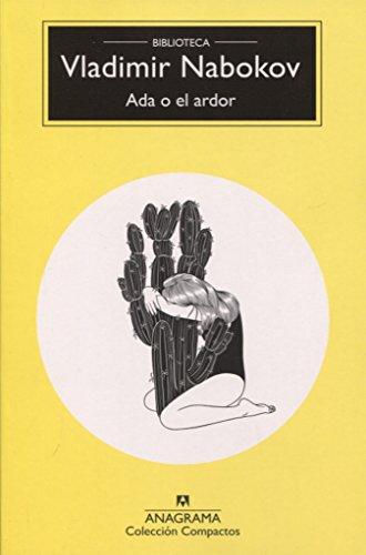 Ada o el ardor (Spanish Edition)