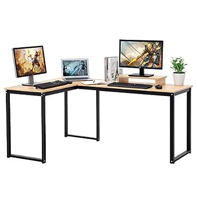 ZCH L-Shaped Computer Desk