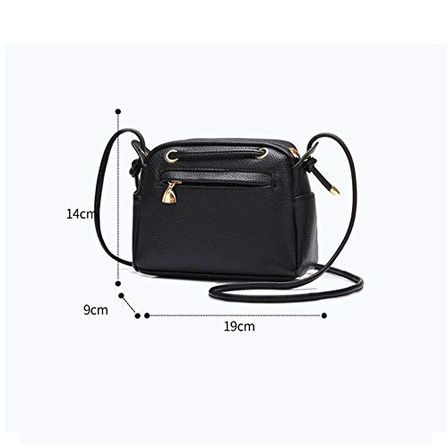 Bag Bandoulière Main à Sac Drawstring Messenger Mini Sac Lady BAILIANG Packet à Sac Brown Main à Simple 8tpwqng