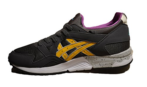 asics GEL-LYTE V dunkelgrau heather/club purple