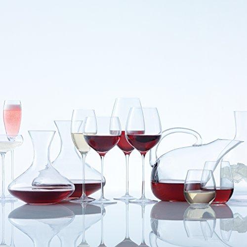 LSA International Wine Red Wine Goblet (4 Pack), 28.6 fl. oz., Clear by LSA International (Image #5)